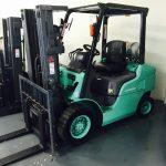 Used forklift Sales - Mitsubishi 2.5 T, Forklift Dealer melbourne