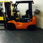 Toyota Used Forklift in Melbourne