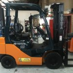 Toyota Used Forklifts - Melbourne