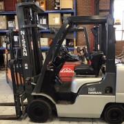 Secondhand Nissan Forklift