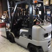 Nissan Forklift grey