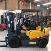 TCM Used Forklift